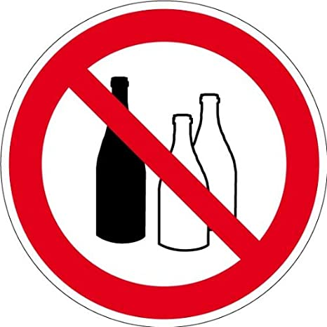 Prohibido Prohibido botellas de plástico - Disponibles En ...