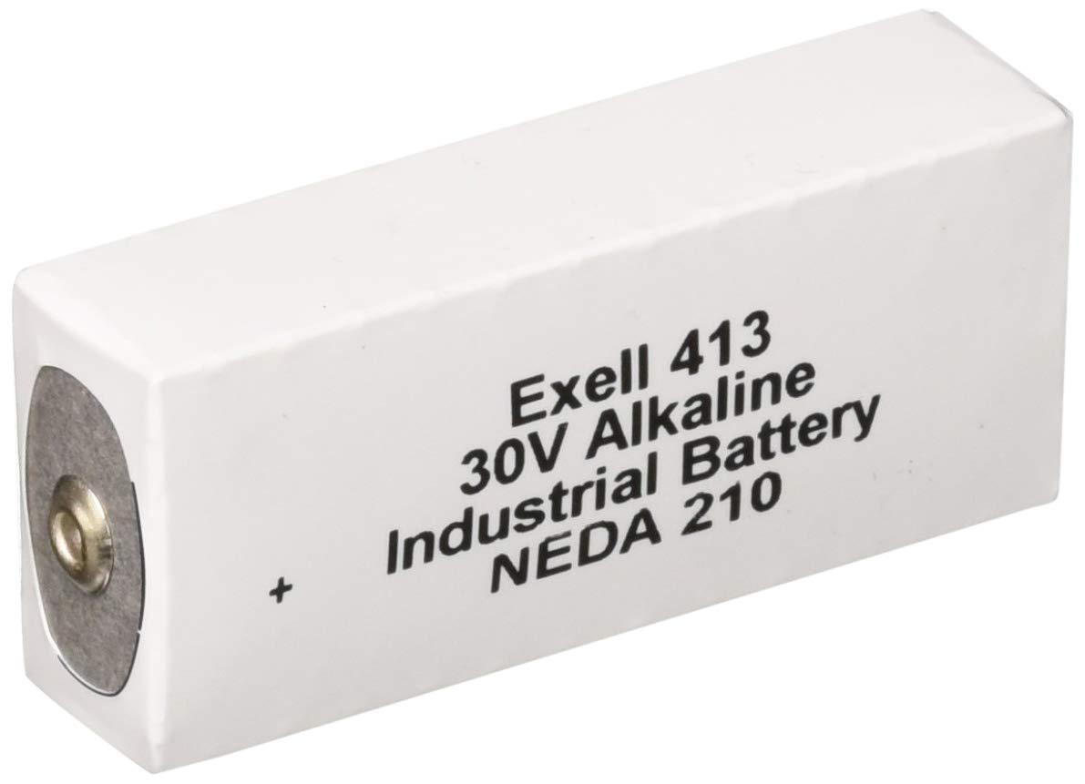 The 413A is a battery replacement for the NEDA 210 battery