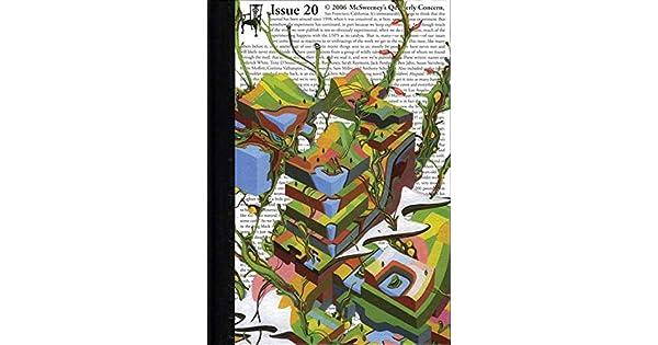 Amazon.com: McSweeneys Issue 20 (Mcsweeneys Quarterly ...