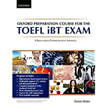 Oxford Preparation Course for TOEFL iBT Exam Pack by Susan Bates (2012-07-26)