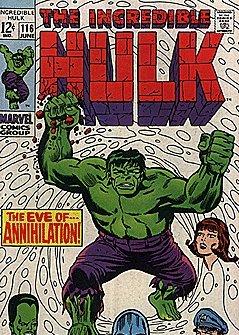 Incredible Hulk (1962 series) #116