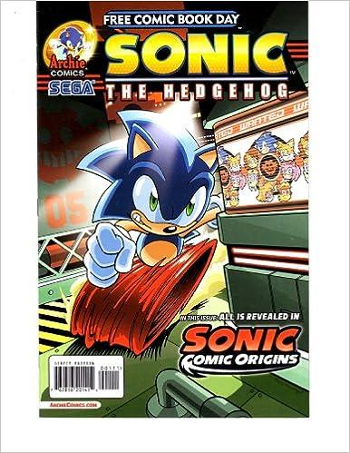 Sonic The Hedgehog Free Comic Book Day Ian Flynn 0762816201414 Amazon Com Books