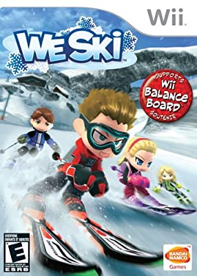 We Ski by Namco
