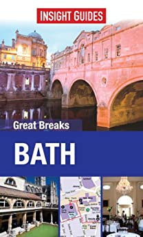 Insight Guides Great Breaks Bath ebook product image