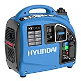 Best Portable Inverter Generators - Hyundai HY2000si 2000-watt Portable Inverter Generator Review