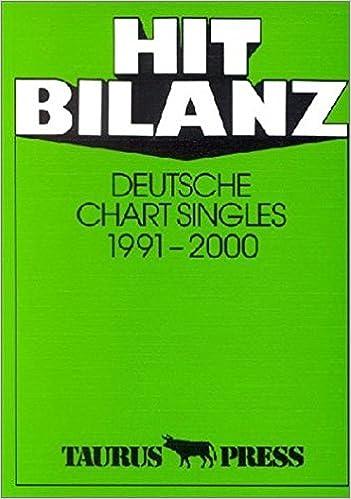 Book Hit Bilanz. Deutsche Chart Singles 1991 - 2000.