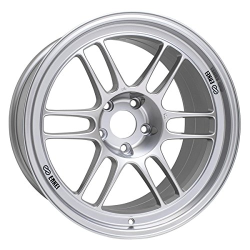 Enkei RPF1 (16 x 7, 4 x 100) 35mm Offset, Silver, (1) Wheel/Rim