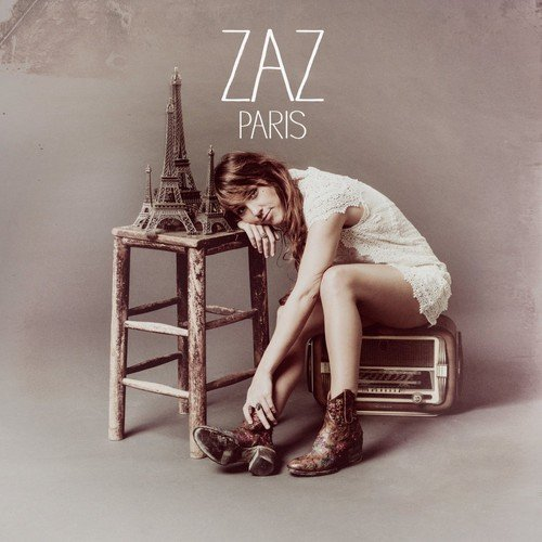 Vinilo : Zaz - Paris (Italy - Import)