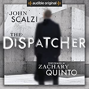 The Dispatcher Hörbuch