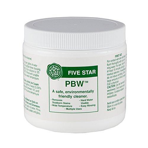 (PBW by Five Star- 1 lb)