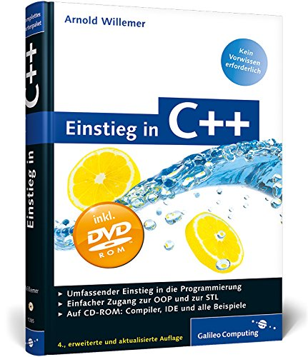 Einstieg in C++: 4. Auflage (Galileo Computing)