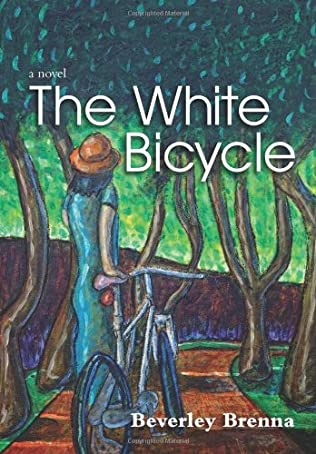 book cover of The White Bicycle