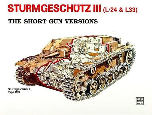 Download Sturmgeschütz III - Short Gun Versions: PDF
