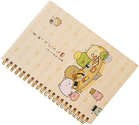 Kawaii Japan cartoon Cute Animals Coil notebook//Diary agenda//pocket book//of J3X9