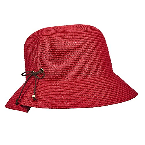 cappelli-paper-braid-cloche-with-wax-cord-hat-red