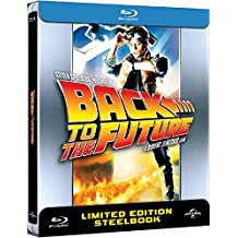 Back to The Future - Limited Anniversary Edition Steelbook Blu-ray