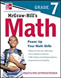 img - for McGraw-Hill's Math, Grade 7 (Test Prep) book / textbook / text book