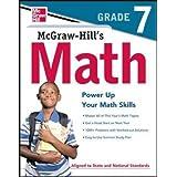 McGraw-Hill's Math, Grade 7 (Test Prep)