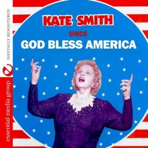 Sings God Bless America (Digitally -