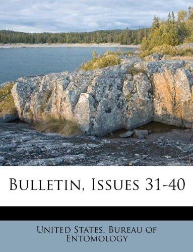 Bulletin, Issues 31-40 pdf epub
