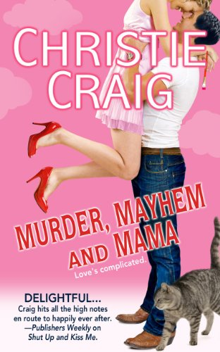 Free eBook - Murder  Mayhem and Mama