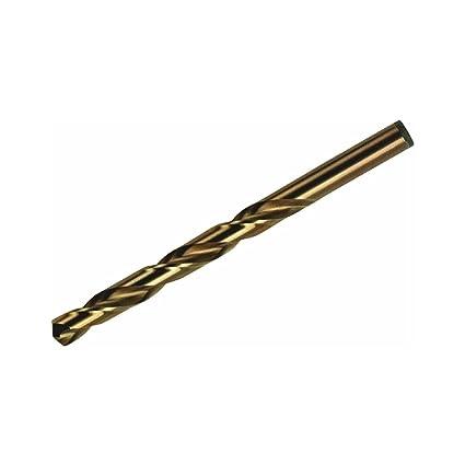 Carded 9//64 Irwin 3016009 Cobalt High Speed Steel Fractional Straight Shank Jobber Length Drill Bit