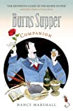 The Burns Supper Companion, Marshall, Nancy, 1841585831