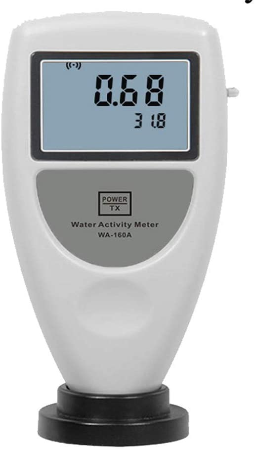Water Activity Meter Corn Bread Cake Food Water Activity Meter Analyser Water Tools Wa 160a Amazon Co Uk Diy Tools
