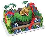 Decopac Dinosaur Attack Cake Topper Set