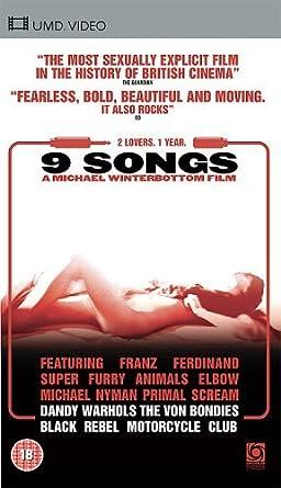 Nine kieran picture songs naked obrien