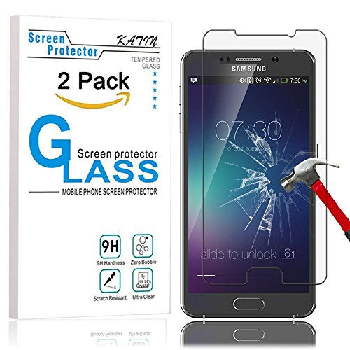 Tempered Glass Screen Protector for Samsung Note 5 - 6
