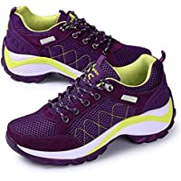 Jingjing ligero de la mujer Athletic Zapatillas de running Fitness Gym Jogging deportivo de malla transpirable zapatillas