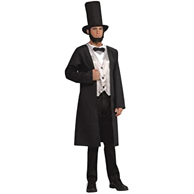 abe lincoln costume adult costume