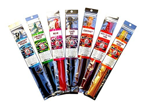 """Blunteffects 11"""" Incense: 10 Assorted Fragrance Pack"""