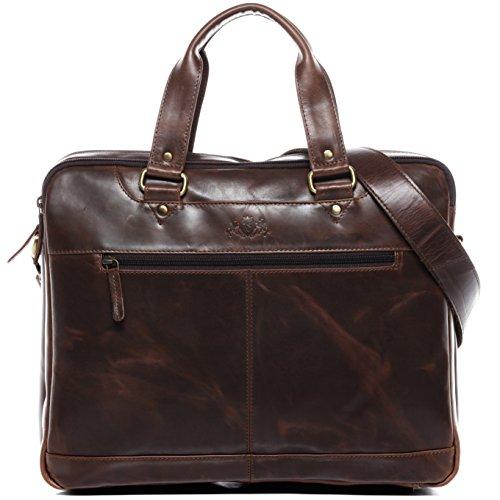 SID   VAIN Large Laptop Bag Smart for Luggage - Unisex Business Office Work  School Bag Yann fits 15 inch Laptop d7c496d050696