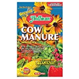 Good Earth Hoffman 21045 Organic Cow Manure 1-1-1 Fertilizer, 20-Pound