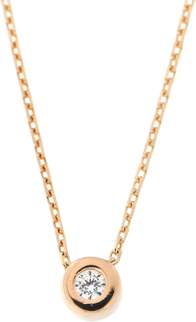 14Kt Gold Adjustable .16-18Open Hear Pendant-030 Cable,Lb Gold Necklace