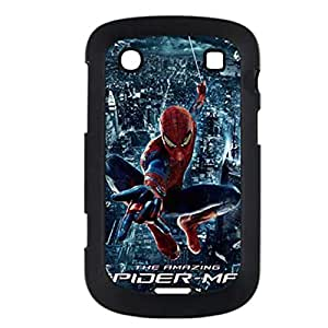 Generic Hard Back Phone Case For Girls Custom Design With The Amazing Spider Man For Blackberry Boldtouch 9900 Choose Design 3