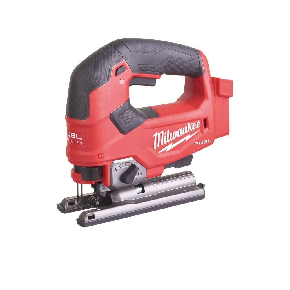 Milwaukee Fuel Top Handle Jigsaw 18V Bare Unit Red Large