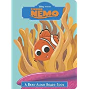Finding Nemo (Disney/Pixar Finding Nemo) (Read-Aloud Board Book)