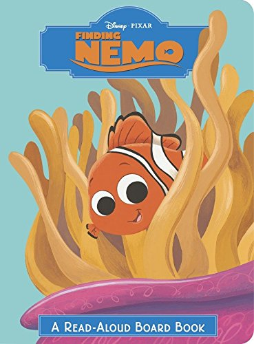 Read Aloud Board Book - Finding Nemo (Disney/Pixar Finding Nemo) (Read-Aloud Board Book)