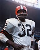 JIM BROWN CLEVELAND BROWNS 8X10 SPORTS ACTION PHOTO (D)