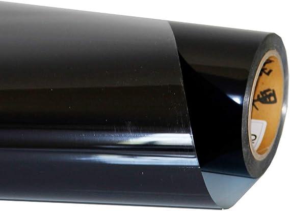 hoho negro vinilo calor metálico hoja de impresión prensa de transferencia de calor camiseta papel para planchar 20