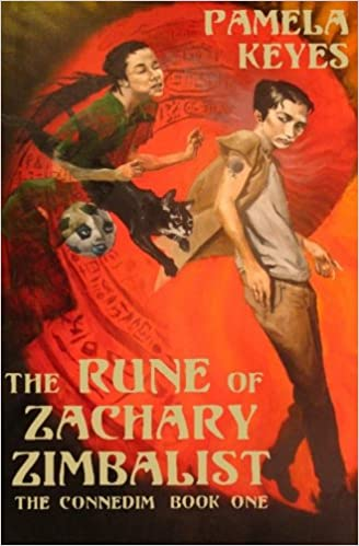 The Rune of Zachary Zimbalist (The Connedim Book 1)