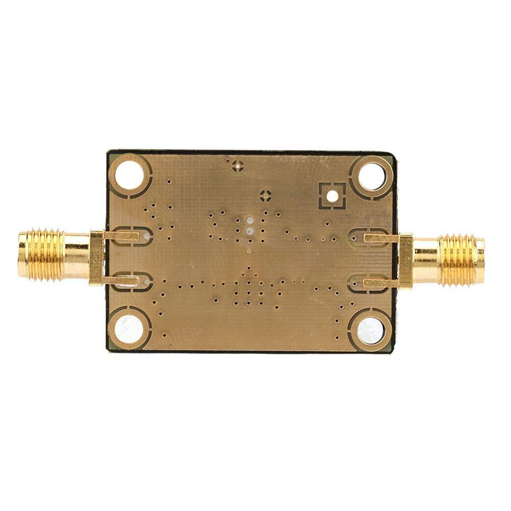 RF amplifier Low-noise amplifier LNA 0.05-4 GHz NF = 0.6 dB RF FM HF VHF//UHF ham radio 5V 90mA Prize: 18dB@0.9G RF Amplifier Amplifier module
