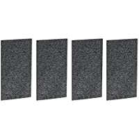 4 pack carbon Filter fit Holmes HAP2400, HAP242, HAP412, HAP422, HAP424, HAP1200, HAP706 or HAP716 and Bionaire BAP260 Air Purifiers by LifeSupplyUSA