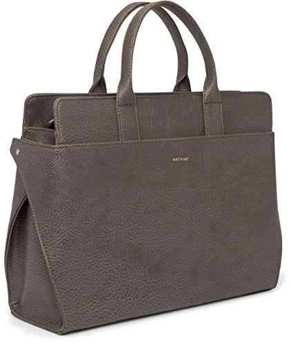 Matt and Nat Gloria Dwell Satchel, Carbon