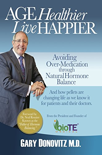 Healthier Live Happier Gary Donovitz ebook product image