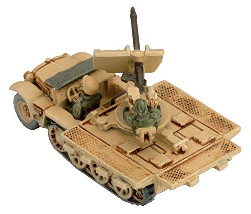 GBX94 Flames of War 15mm 2cm Sd Kfz 10//4 Light AA Platoon by Flames of War Battlefront