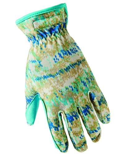 DIGZ Women's Planter Gloves (Large) - Ace Shirred Gloves